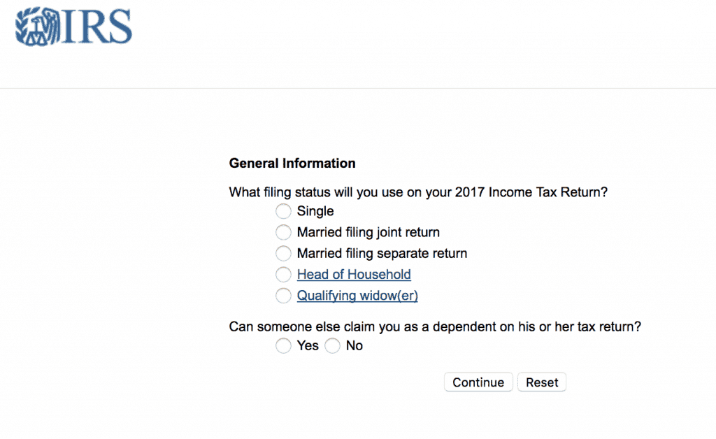 IRS Withholding Calculator